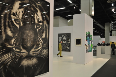 Galerie Hans Mayer at Art Cologne 2015