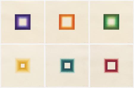 6 White Squares