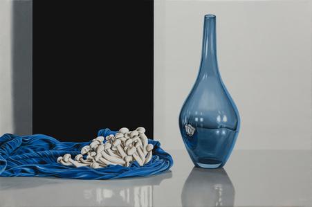SHIMEIJI AND BLUE