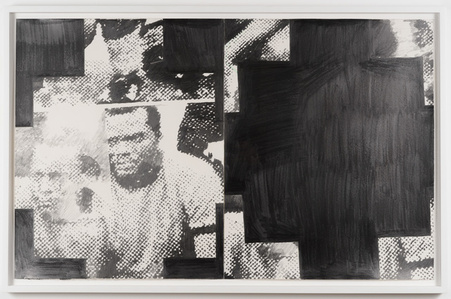 Untitled (Chacana Diptych)