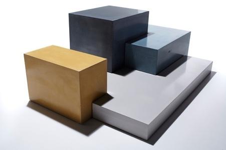 Isometrico coffee table