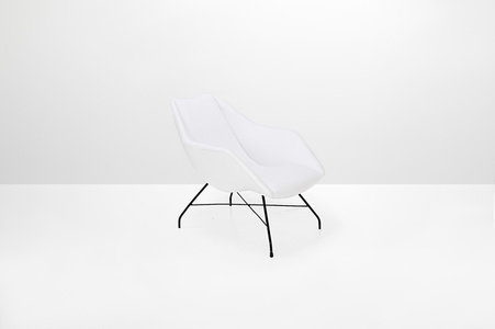 "Lounge chair model ""Shell"""