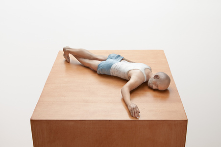 New Realistic Figures (Sleeping): Michel