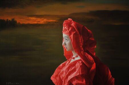 Red Paper Bride - The Setting Sun