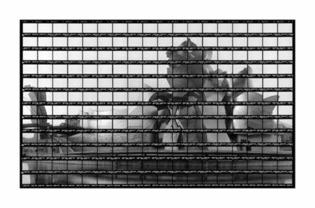 38#10 Guggenheim Bilbao, BW-Print