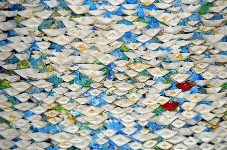 (SP) Origami boats