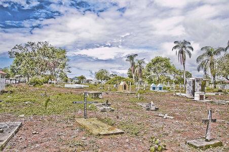 San Juan de Arama, evocacion de las violencias del 2004