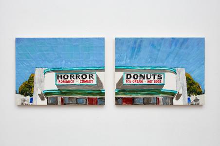 HORROR/DONUTS