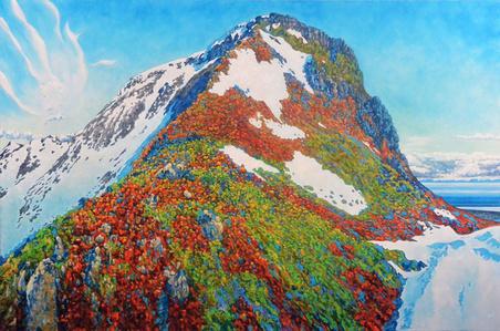Spákonufell (Prophetess Mountain)