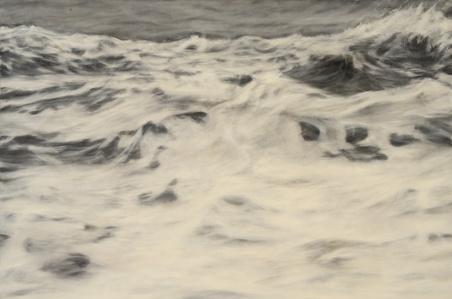 Gray Surf I