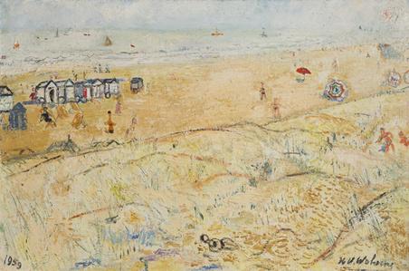 Mer et dunes