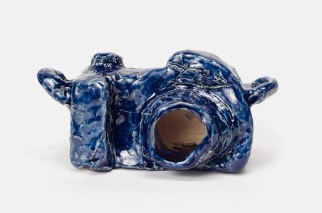 Untitled (Blue digital)