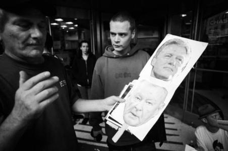 Bill Clinton v. Bill O'Riley