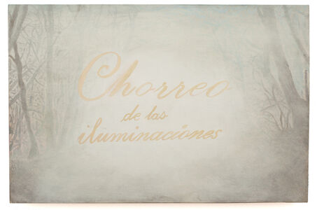 Chorreo de las iluminaciones ( Gush of the illuminations)