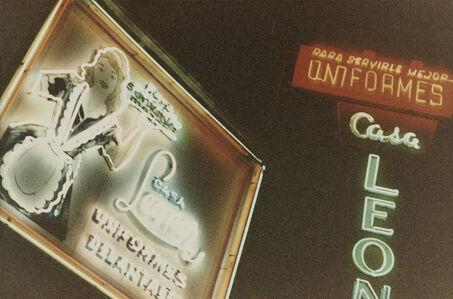 """From the series """"Estampas Porteñas"""", """"Casa Leonor"""""""