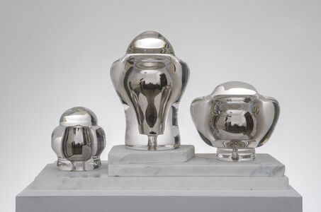 Three Trophy Cups