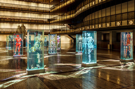 New York City Ballet Art Series Presents Dustin Yellin