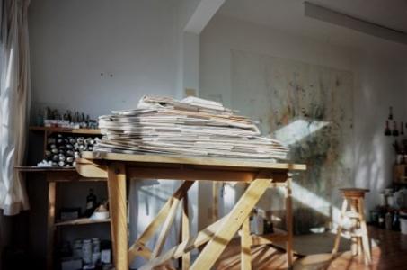 Coleccionar/Pensar 3 (Colección de bocetos de una artista visual)