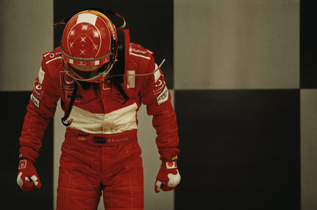 Schumacher, Indianapolis #25