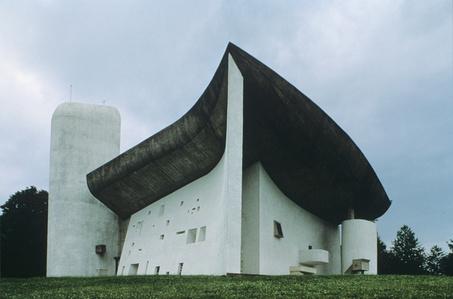 Chapelle de Notre-Dame du Haut, Ronchamp, France