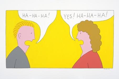 Ha-ha-haa!