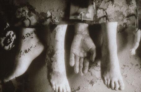 St Roch., Feet and Hands