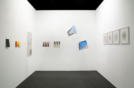 Galerie Christian Lethert at Art Los Angeles Contemporary 2014