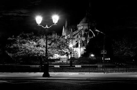 Notre Dame nuit