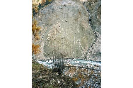 Landslide, Obergurgel, Austria