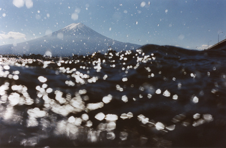 "Kawaguchiko, from the series: ""half awake and half asleep in the water"""