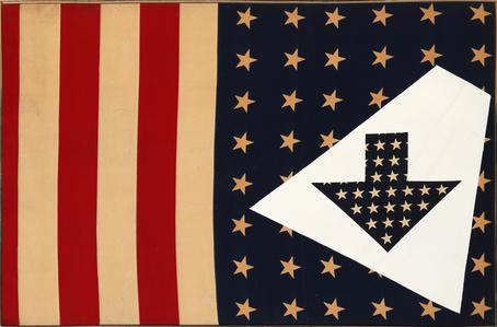 American Flag/Arrow