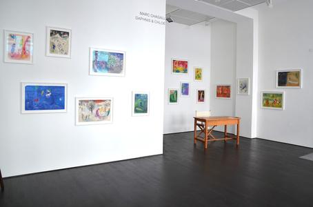 Marc Chagall: Daphnis & Chloé