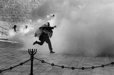 Jerusalem, Western Wall (Wailing Wall).