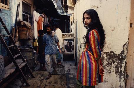Muslim Girl, Nagpada, Bombay, Maharashtra