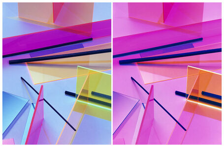 Composition Diptych