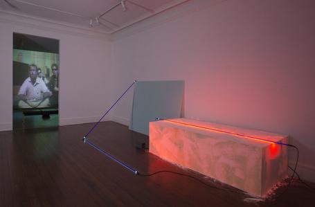 Keith Sonnier. Castelli Warehouse 1970/Castelli Gallery 2015