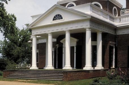 Monticello, near Charlottesville (Albemarle County), VA