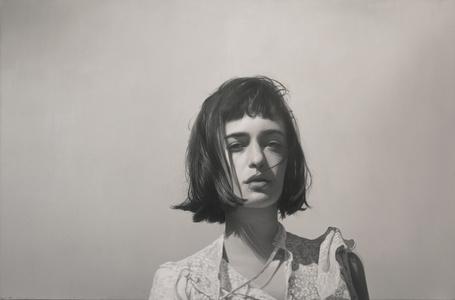 Untitled; Olya Monochrome