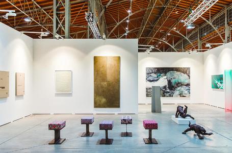 Galerie nächst St. Stephan Rosemarie Schwarzwälder at viennacontemporary 2015