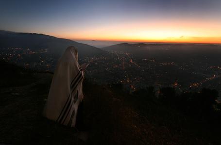 Nablus, West Bank (Mt. Gerizim)