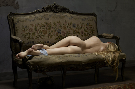 Reclining Nude No. 7