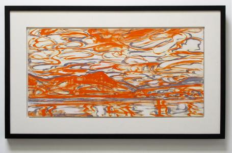 Untitled/Orange/Landscape