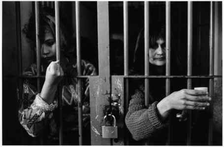 "Untitled, from the series ""Imprisoned women"""