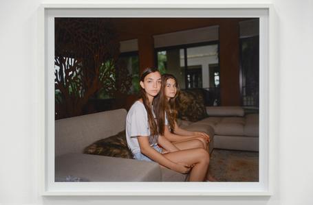 Marcela y Raquel