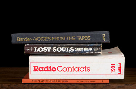 "Voices From The Tapes from ""Kansas Cut-Up"" (""Sorted Books"" project, 1993--ongoing)"