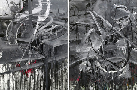 Diptych (Untitled #1519808+159708)