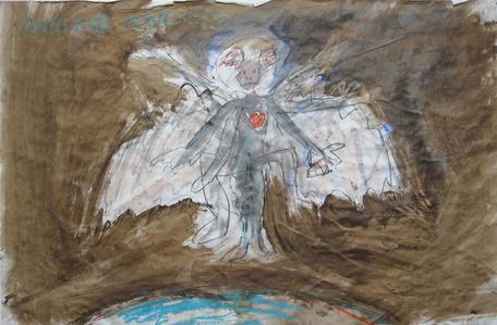 Untitled (Angels, Angels)