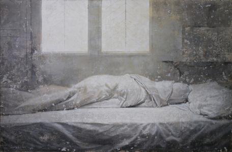 White Bed Sheet - Warmth