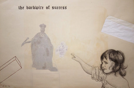 Ghostly Meditations (the barbwire of success)
