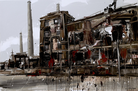 Large Red Factory
